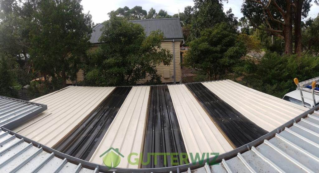 Pressure Cleaning Carports & Pergolas After